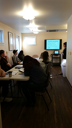 The HomeOwnership Center offers home buyer education classes for potential new home owners in West Virginia.